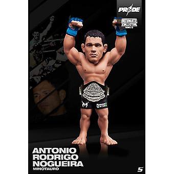 Round 5 UFC serie 12.5 edizione limitata azione figura - Antonio Nogueira - orgoglio