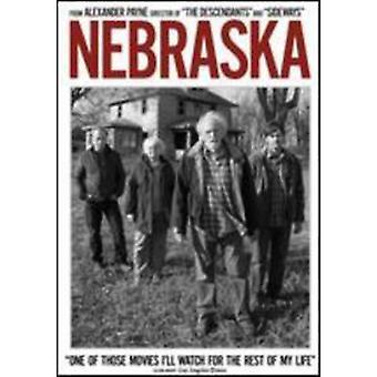 Importación de los E.e.u.u. Nebraska [DVD]