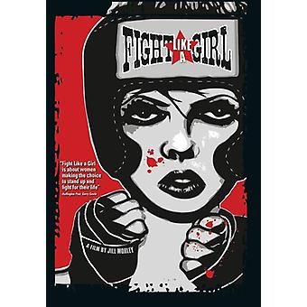 Fight Like a Girl [DVD] USA import