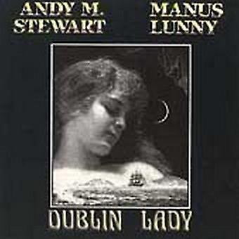 Andy M. Stewart - importation USA Dublin Lady [CD]