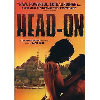 Head-on [DVD] USA import