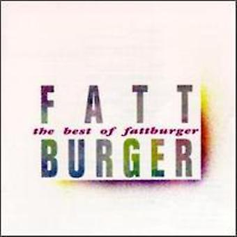 Fattburger - Best of import USA Fattburger [CD]