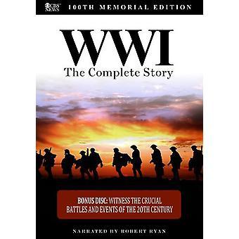 WWI: L'histoire complète 100e importation USA Memorial Edition [DVD]
