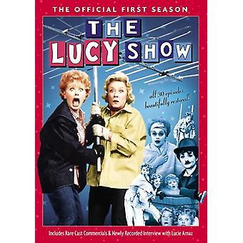 Lucy Show - Lucy Show: The officiella första säsongen [DVD] USA import