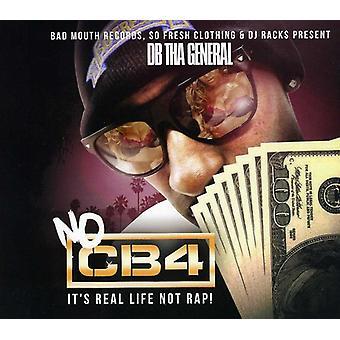 Db Tha General - No. Cb4 [CD] USA import