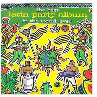 Best Ever Series - Best Latin Party Album in the [CD] USA import