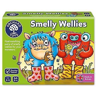 Orchard Toys Wellies malodorantes