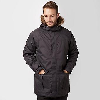 New Craghoppers Men's Meeton Waterproof Jacket Black (en anglais)