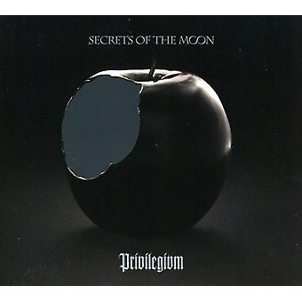 Secrets of the Moon - Privilegium [CD] USA import