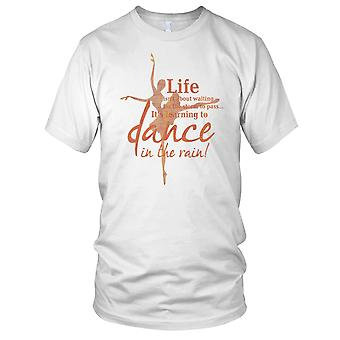 Tanz In den Regen-Herren-T-Shirt