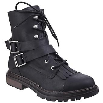 Rocket Dog Womens Lacie Combat Boot