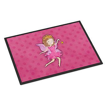 Fe prinsesse akvarel indendørs eller udendørs Mat 18 x 27