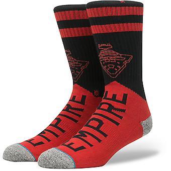 Stance Star Wars Varsity Empire Socken in rot