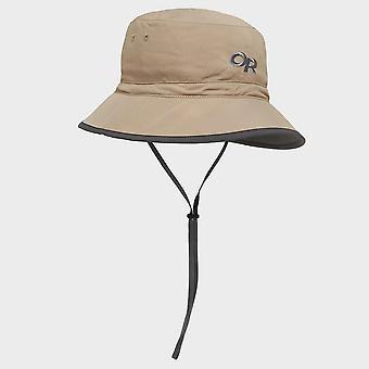 New Outdoor Research Hiking Travel Sun Bucket Hat Khaki