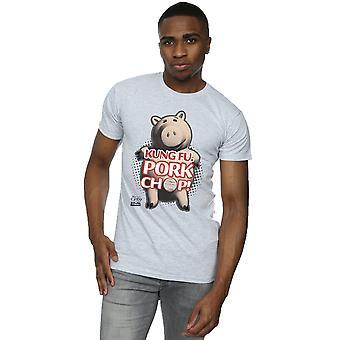 Disney menns leketøy historien Kung Fu svinekotelett t-skjorte