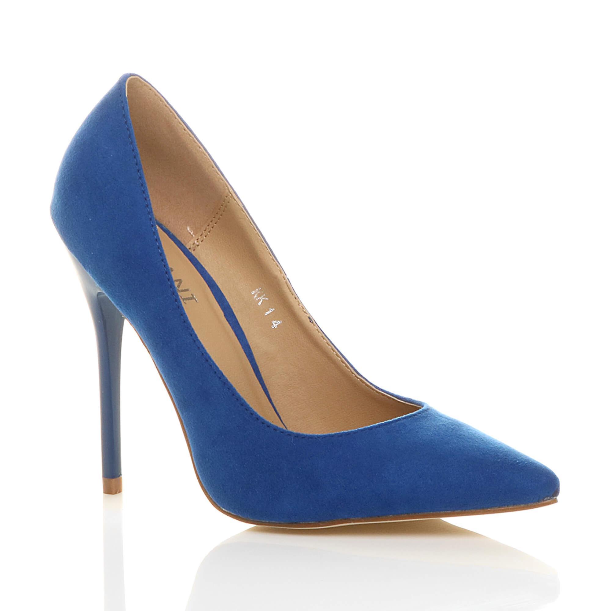 Ajvani damskie szpilki wskazał kontrast sąd smart partii pracy buty pompy gtT14