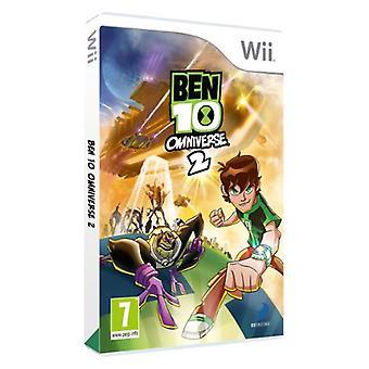 Ben 10 Omniversum 2 (Nintendo Wii)-nieuw