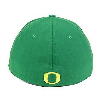 Oregon Ducks NCAA Nike lokalen Dri-Fit-Swoosh Flex ausgestattet Hut