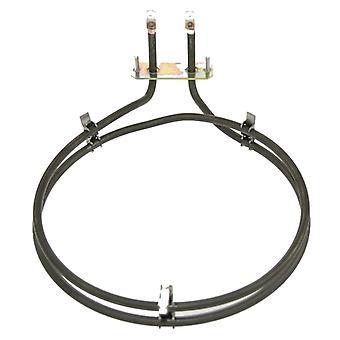Hygena remplacement ventilateur four cuiseur chauffante (2200w) (2 tours)