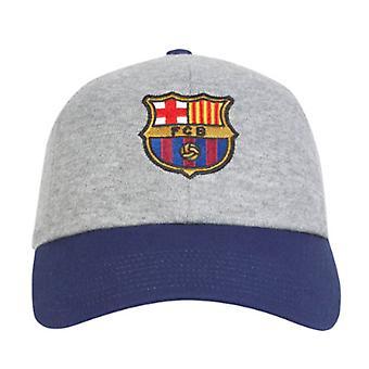 2018-2019 برشلونة H86 نايكي كور كاب (الرمادي)