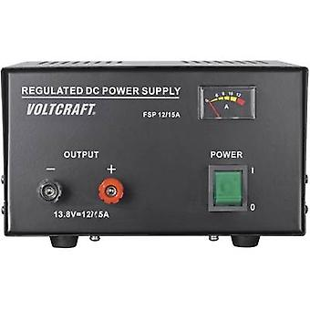 VOLTCRAFT FSP-11312 Bench PSU (fixed voltage) 13.8 V DC 12 A 165 W No. of outputs 1 x