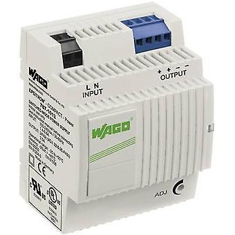 WAGO EPSITRON® الطاقة المدمجة 787-1012 السكك الحديدية التي شنت PSU (DIN) 24 V DC 2.5 A 60 W 2 x