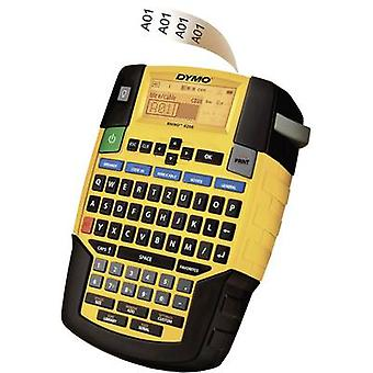DYMO RHINO 4200 Label printer Suitable for scrolls: IND 6 mm, 9 mm, 12 mm, 19 mm