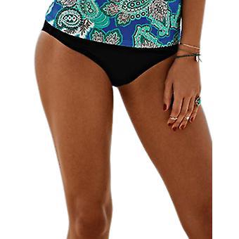 Anita L48706-0-001 kvinders RosaFaia sort badetøj badetøj Bikini bunden