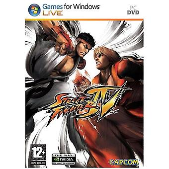 Gra Street Fighter IV na PC