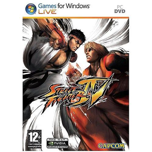 Street Fighter IV PC Game