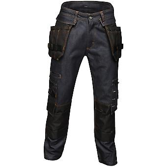 Tactical Threads Mens Deductive Denim Workwear Trousers