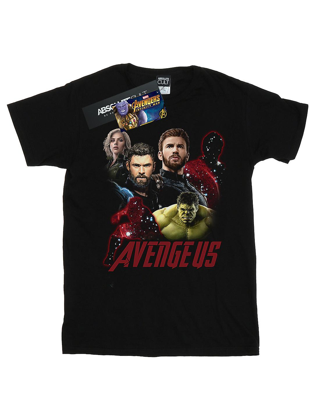 Marvel Men's Avengers Infinity War The Fallen T-Shirt