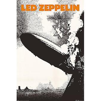 Led Zeppelin juliste led Zeppelin I.