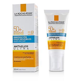 La Roche Posay Anthelios Ultraresistent Hydrating Cream Spf 50+ (parfymfri) - 50ml/1.7oz