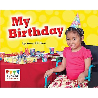 Mon anniversaire par Anne Giulieri - livre 9781406257014