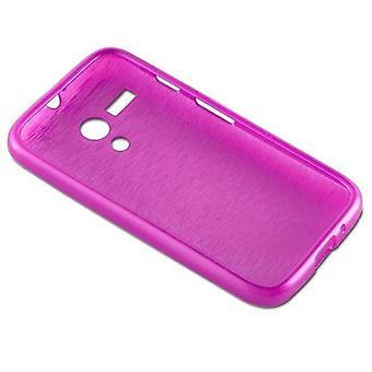 Cadorabo sag for Motorola MOTO G-DVX sag dække - mobiltelefon sag lavet af fleksibel TPU silikone - silikone tilfælde beskyttende dække Ultra Slim Soft Back Cover Case Bumper