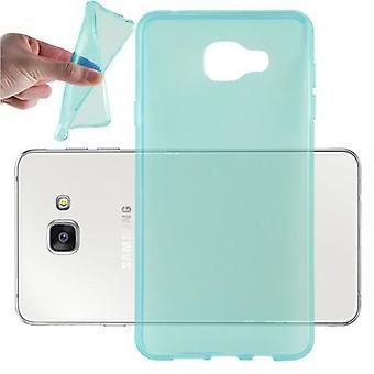 Cadorabo tapauksessa Samsung Galaxy A7 2016 tapauksessa tapauksessa kansi - puhelin kotelo joustava TPU silikoni - silikoni kotelo suojakotelo Ultra Slim Soft Takakansi tapauksessa Puskuri