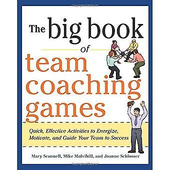 Stora boken om Team Coaching spel