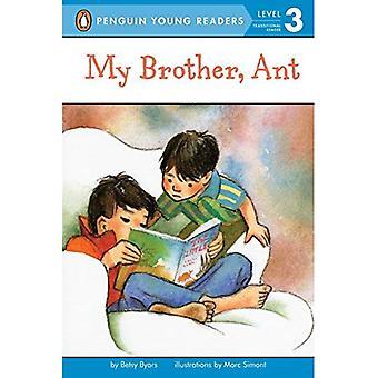 Veljeni Ant (lunni-helppolukuinen: taso 3)