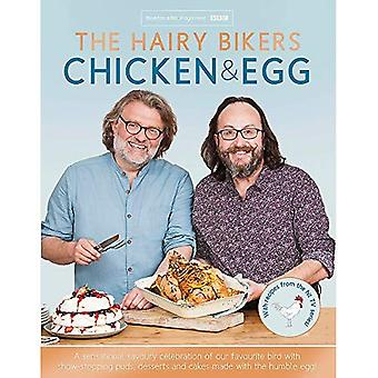 Le poilu Bikers' poulet & oeuf