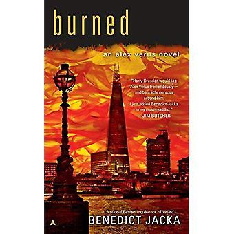 Burned (Alex Verus Novels)