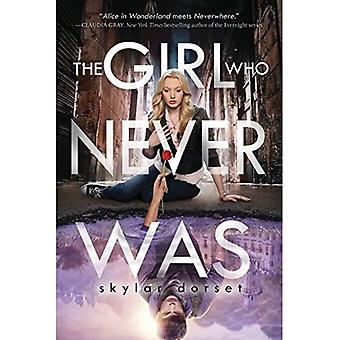 The Girl Who Never Was (Otherworld)