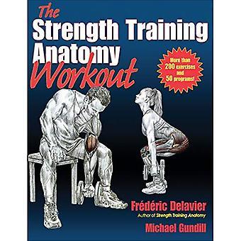 La force d'entraînement anatomie