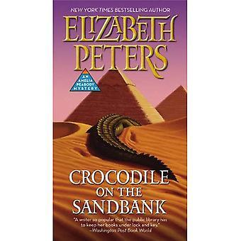 Krokodil på en Sandbank (Amelia Peabody-serien #1)