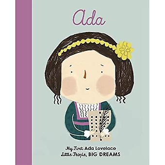 Ada Lovelace: Mon premier Ada Lovelace (Little People, grands rêves) [cartonné]