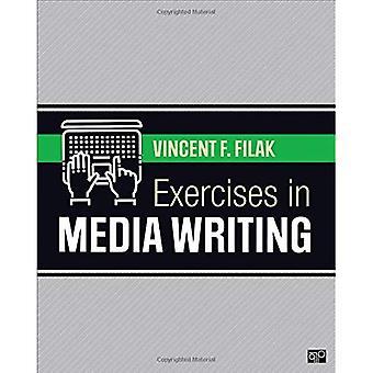 Übungen in Medien schreiben