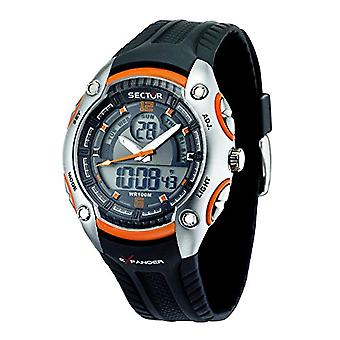 Sector Expander digital quartz watch with plastic Strap _ R3251574004
