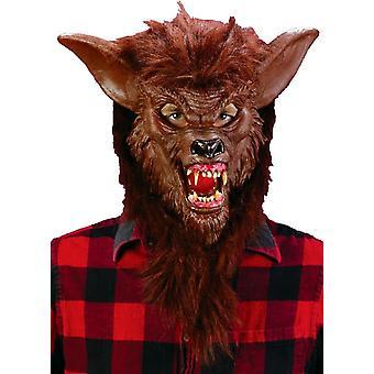 Wilkołak maski na Halloween