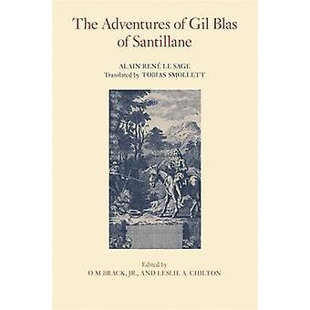 As aventuras de Gil Blas de Santillane por Le Sage & Alain Rene