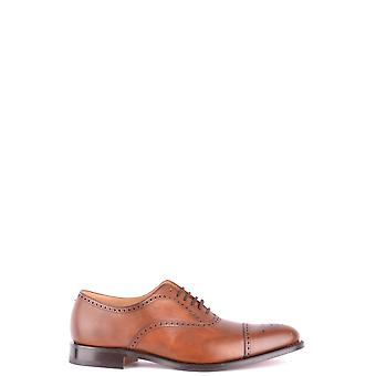 Church's Ezbc004047 Men's Brown Leather Lace-up Shoes